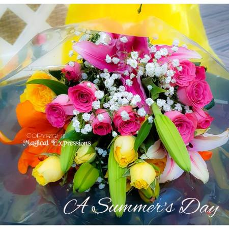 A Summer`s Day